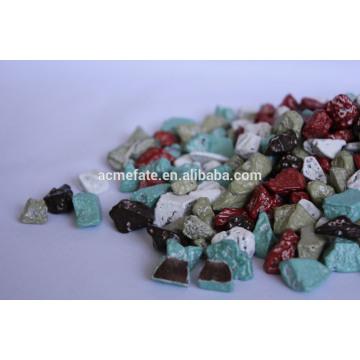 Doces de chocolate com bolas de chocolate Muti