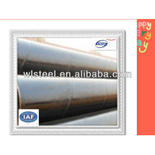 Dimensions standard ASTM A53 / A106 erw pipe