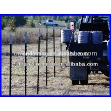 Fabrik stellen Bauernhof-Zaun verziert T Post