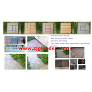 Wood Plastic Composite Outdoor Flooring (YD-WPC08)