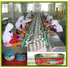 Full Automatic Canned Fish Machine