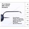Beliebte in Stock Fly Fishing binden Haken