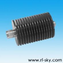Atténuateur coaxial RF de type N 50W 30db