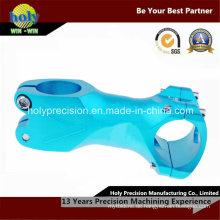 CNC-Bearbeitungsauto-Spielzeug-Teil mit anodisiertem