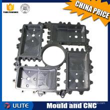 Processamento de alumínio de alta precisão modelo CNC processamento de máquinas desenho personalizado