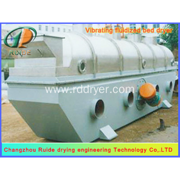 Vibrating Continuous Fluid Bed Dryer for Medical Industry