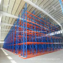 Industrial Heavy Duty Vna Pallet Rack for High Density Warehouse Storage