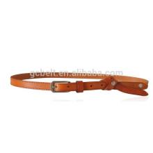 woman's 1.5cm fashion pu belt for garments