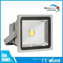 La luz al aire libre de la inundación del alto lumen 50W LED señala la luz de inundación del LED