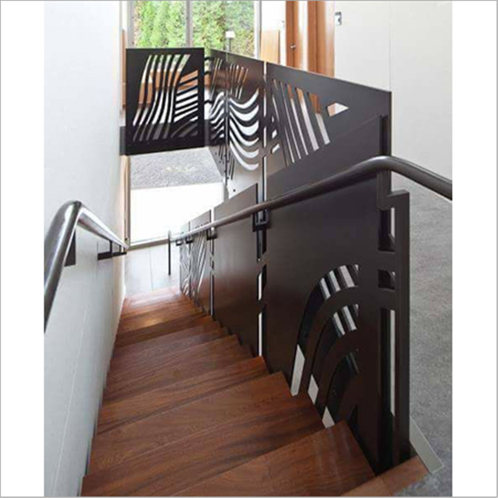 Panel Balustrade Logam Dekoratif