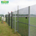 Hot-dicelup Galvanized 358 Security Prison Mesh Fence