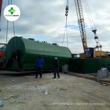 Óleo de alta qualidade / óleo de motor para a planta diesel produzido por Huayin Group
