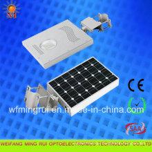 Alta potencia más nuevo diseño Solar LED Street Light 12W