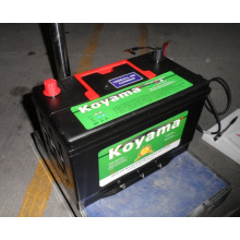 High Quality 90ah 12V Sealed Mf Automotive Car Battery Auto Battery 105D31r