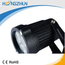 Prix concurrentiel LED lampe de jardin en lampe 12v GRB CE et certification ROHS