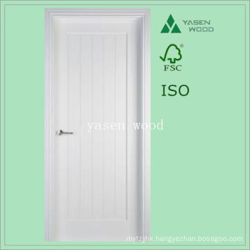 Fashional White Interior Solid Wood Doors