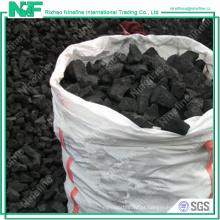 Ninefine Low Sulphur High Carbon / Grade Coque Fundição Dura