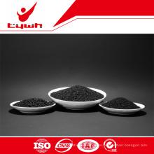Carbón activado para la adsorción de aire