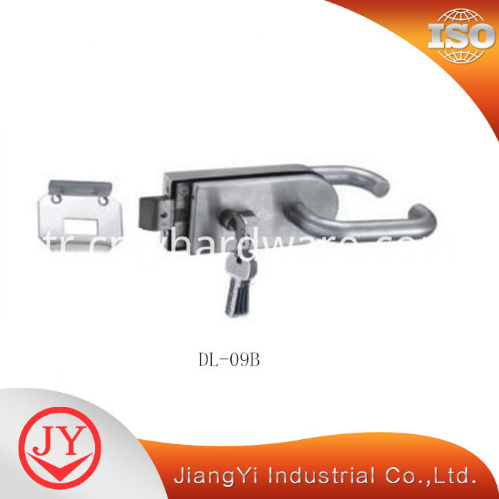 Stainless Steel Locks For Glass