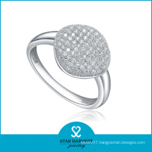 Free Sample Silver Ring Jewellery for Women (R-0019)