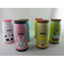 Cute Pot-Bellied Vacuum Cup-Frosted Cup Stainless Steel