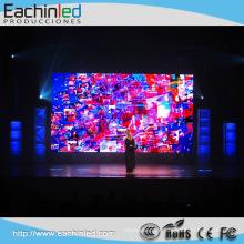 Innen 3.91mm Pixel-Neigungs-LED-Bildschirm-Videowand mit heute Stern-Sport-Kricket-Match-Live-Show-Funktion