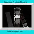 Carimbo de bronze do conector do hardware do metal do processamento do metal