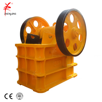Copper ore mining quarry jaw crusher line