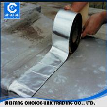 aluminum self adhesive bitumen flashing tape