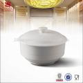 OEM stock bone china soup tureen , traditional porcelain enamel platter