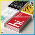 Matt lamination business card, Cheap paper business cards