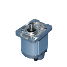 Backhoe Loader external gear pump