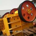 PEF0609 fournisseur mondial professionnel grand yeild concasseur à mâchoires et pièces