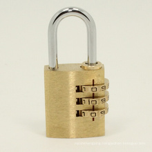 High Quality Brass Combination Lock Code Padlock Digital Locks (110253)