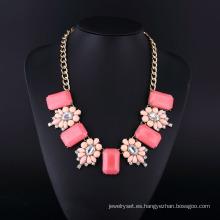 Gran conjunto de collar estilo Acryl Fashion Bohemia
