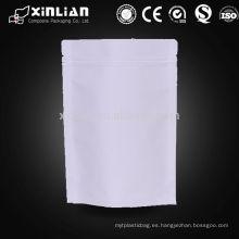 Papel, material de papel kraft, grado alimenticio, Alimentación Industrial Uso papel kraft blanco bolsas de café