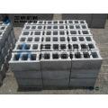 Máquina de fabricação de tijolos de betão de concreto usado na Índia com alta qualidade