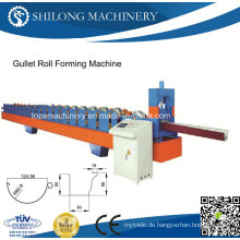 Vollautomatische Furring Channel Light Keel Roll Forming Machine