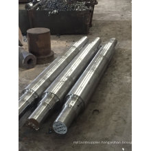 Step Shaft with Rough Turned and Qt Heat Treatment