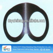 Bague d'usure DN Schwing / Sany et plaque d'usure de la pompe à béton