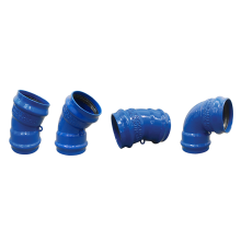 MOPVC Double Flanged Socket Factory