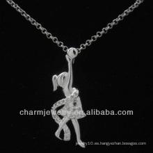 Colgante de plata preciosa ángel 2013 PSS-023