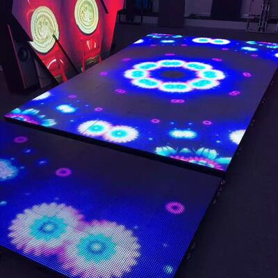 Disco LED Dance Floor Screen