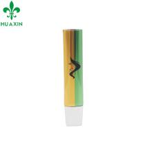 wholesale alibaba aluminium plastic super oval hand whitening tube