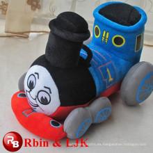 2015stuffed juguete de peluche de tren