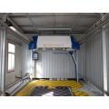 Sistema de secagem de túnel de máquina de lavar de carro de autoatendimento