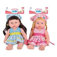 12-дюймовая симпатичная виниловая детская кукла с микрофоном (10264640)