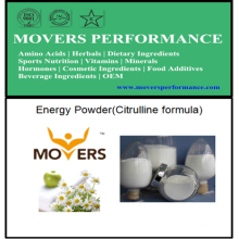 Bodybuilding OEM Energía en polvo Citrulline Formula