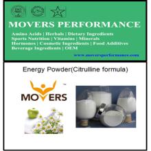 Bodybuilding OEM Energy Powder Citrulline Formula
