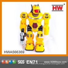 Робот-игрушка нового дизайна с интеллектуальной батареей для детей